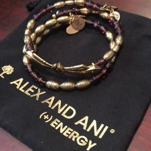 Alex and Ani Bracelet Set 💫